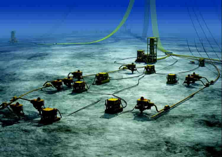 <strong>ABB Subsea Power.</strong> Subsea Factories Are No Longer A Distant Dream. Photograph : ABB.