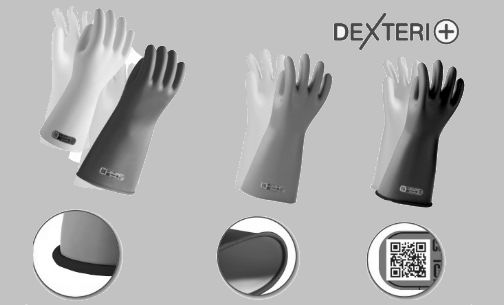 CATU Dexteri+ Insulating Gloves