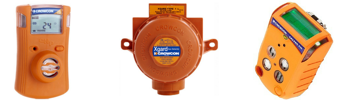 Crowcon Portable And Fixed Gas Detectors Can Be Installed And Used To Detect Methane Gas