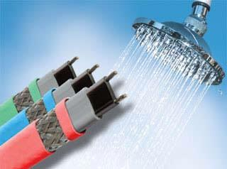 Hot Water Temperature Maintenance Heat Tracing Cables