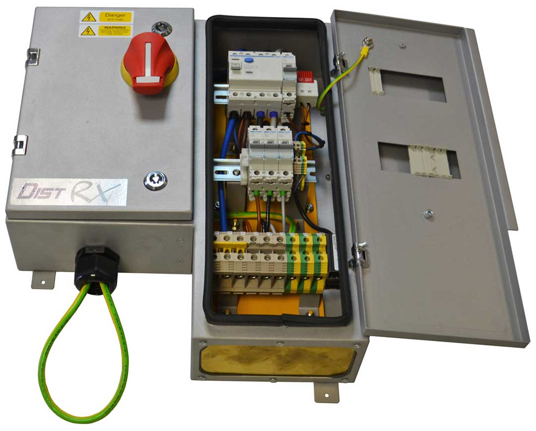 Lucy Zodion Dist RX Street Lighting Distribution Boards