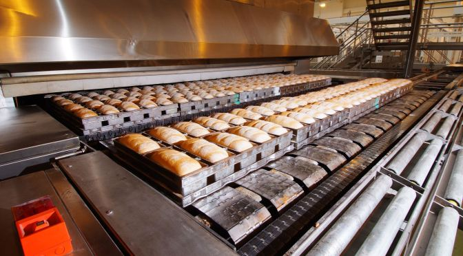 Rotronic Humidity & Temperature Measurement Used In Baking