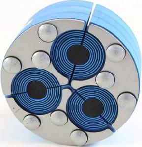 Roxtec H3 Triplex HV Cable Transit Seal