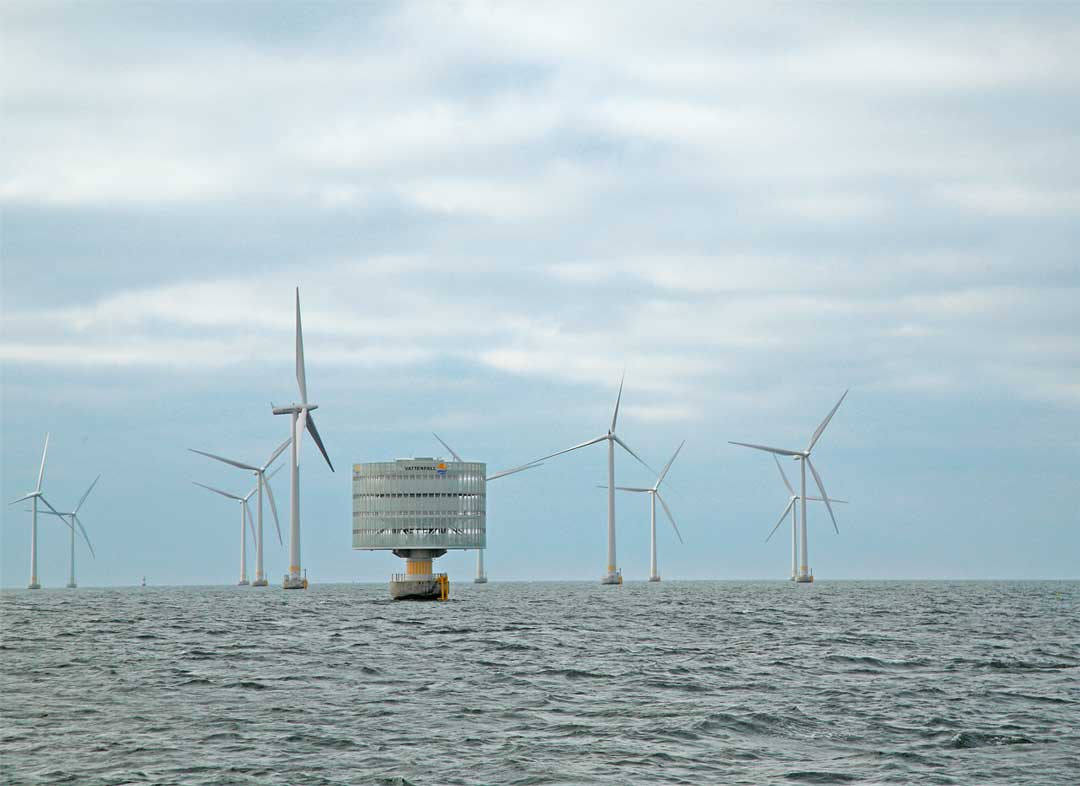 Roxtec Sealing Solutions for Large Offshore Wind Farm Between Sweden & Denmark