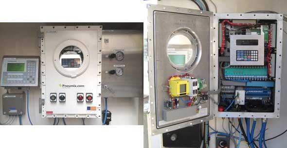 Stahl Ex d CUBEx Enclosures For Petrochemical Applications