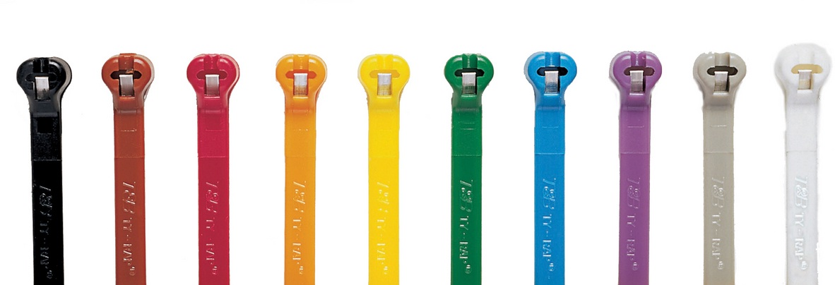 Thomas & Betts TY-Rap Colour Range