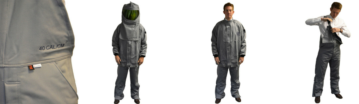 CATU 40 Cal Arc Flash Protection Suit