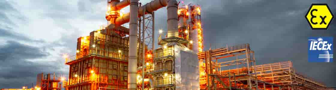 Ecom Hazardous Area Communications For The Global Oil And Gas Industry