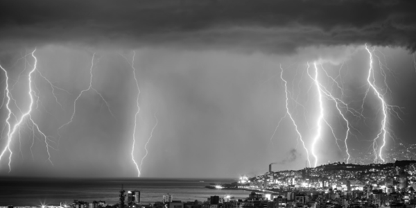 Its all about the bolt - lightning protection