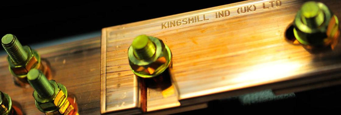 Kingsmill Copper Earth Bars