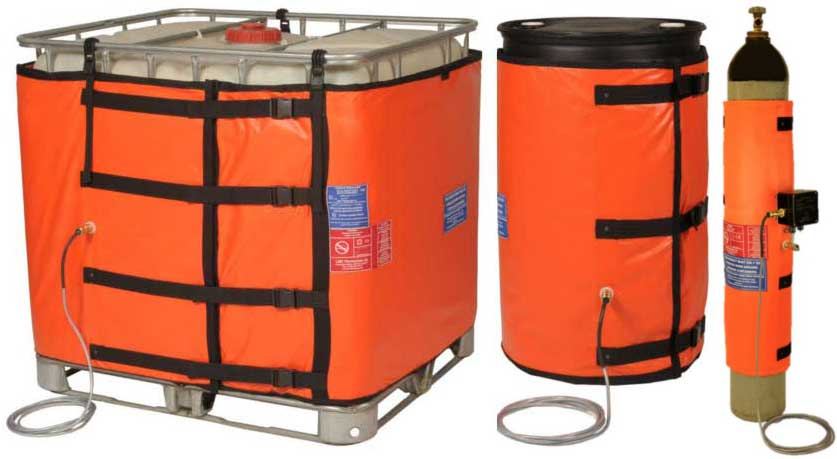Drum Heating Jacket Atex Heating Jackets