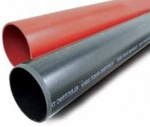 Polypipe PVCu Ridgiduct Cable Ducting