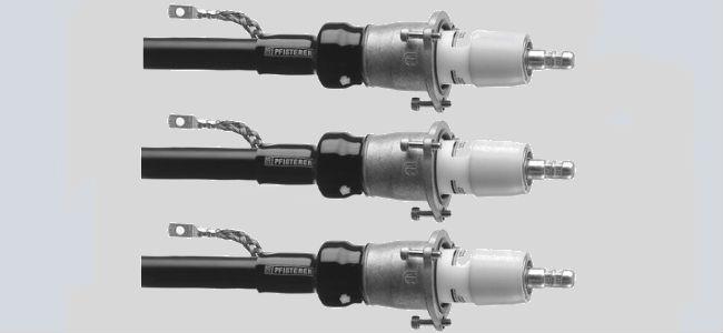 Pfisterer connex connectors