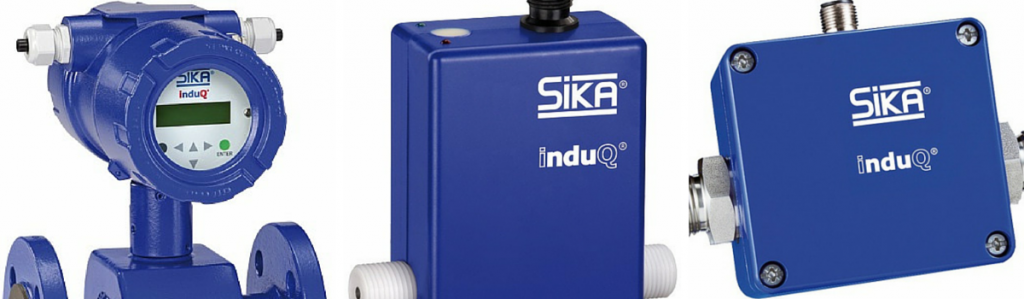 Sika Magmeters - Magnetic Flow Meters For Vitrually Any Application