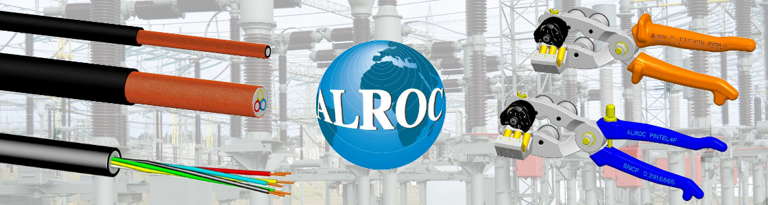 Alroc cable insulation stripping tools