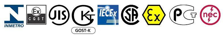 Chromalox industrial heaters - International hazardous area classifications