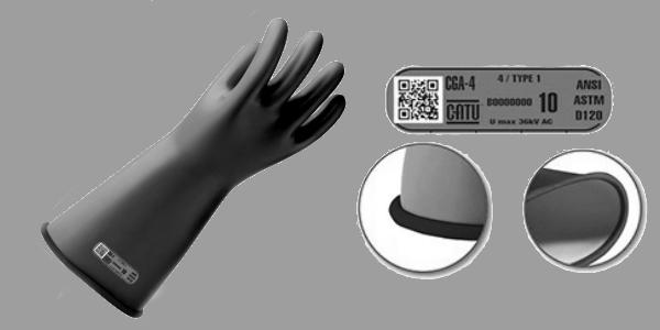CATU Dexteri+ Insulating Electrical Gloves