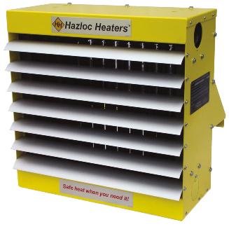 Process & Hazardous Area Heating