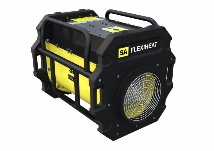 Portable Heaters - ATEX Certified For Hazardous Area Zone 1 & Zone 2 Heating