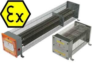 hazardous area heating