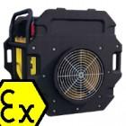 Portable ATEX Heaters – Hazardous Area Zone 1 & Zone 2 (ATEX)
