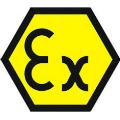 small atex logo