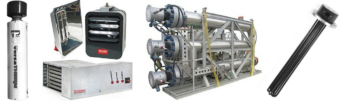 T&D Are Major Distributors For The Range Of Chromalox Industrial Heaters